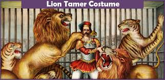 Lion Tamer Costume Lion Tamer Costume A Diy Guide Cosplay Savvy