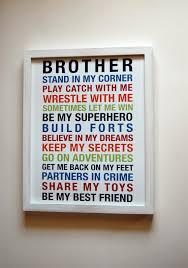 Bathroom Art Ideas For Walls Brothers Wall Art Printable Boys Room Decor By Fairplayprintables