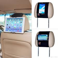 porta tablet samsung per auto tfy universal smartphone tablet pc car headrest mount holder