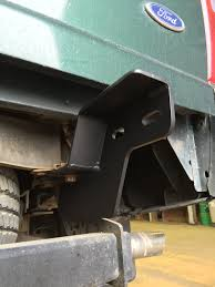 Ford Ranger Truck Frames - fearce offroad custom offroad rear bumpers for ford ranger