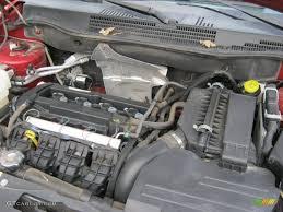2007 dodge caliber sxt 2 0l dohc 16v dual vvt 4 cylinder engine