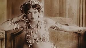 Very Beautiful In French Mata Hari Unveiled