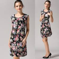 2017 floral europe styles maternity clothes maternity dresses