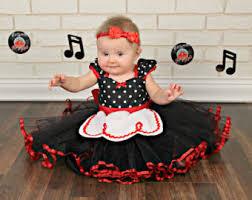 Halloween Costume Polka Dot Dress Lucy Costume Etsy