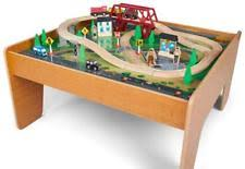 Thomas The Train Play Table Thomas Train Table Wooden Train Sets With Table Wooden Train Table
