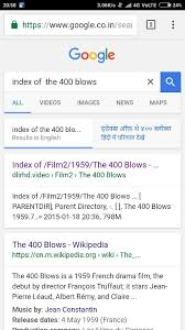 4 answers where can i download truffaut movie the 400 blows