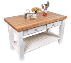 Butcher Block Top Kitchen Island Kitchen Small Kitchen Cart With Butcher Block Top Stainless Steel