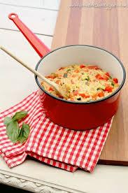 pastasotto de risetti aux légumes sautés cuisine de tous les jours