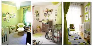 chambre bébé vert et gris chambre verte et jaune chaios com
