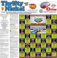 thrifty nickel apr 10 by billings gazette issuu