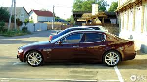 maserati maroon maserati quattroporte executive gt 18 september 2016 autogespot