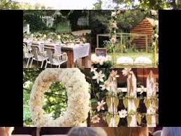 Small Backyard Wedding Ideas On A Budget Backyard Wedding Ideas Video Compilations Youtube