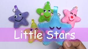 twinkle twinkle little star felt craft for kids nursery rhymes for