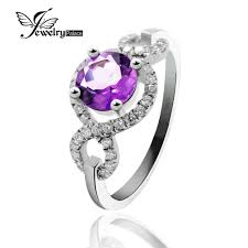 amethyst engagement rings online get cheap wedding halo aliexpress com alibaba group