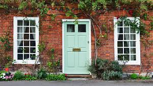 how to choose a paint colour for your front door the english home