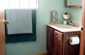 Bathroom Makeover On A Budget - a budget bathroom makeover bathroom paint colors home