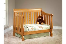 Convertible Sleigh Bed Crib Sleigh Crib Burress Furniture