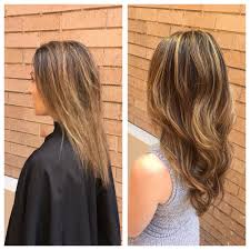 Hair Extensions Tape by Exclusive Hair Extensions By Ebony At Our Mona Vale Salon