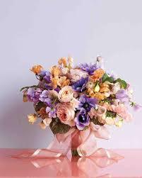 purple wedding flowers purple wedding bouquets martha stewart weddings