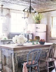 shabby chic kitchen island 12 inspiring shabby chic kitchens chandeliers