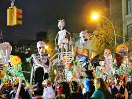 halloween in new york u2014 scarlett curtis