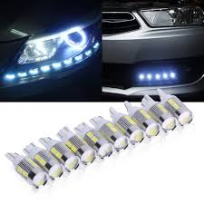 Brightest Led Light Bar by Online Shop Super Bright 10x Led T10 Led Light Bars For 5630 10smd