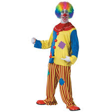 donkey kong halloween costume the clown halloween costume for men clown halloween