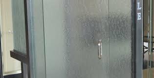 shower awesome seamless shower doors frameless shower door