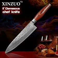 japanese steel kitchen knives 2015 new 8 chef knife 73 layers japanese damascus steel kitchen