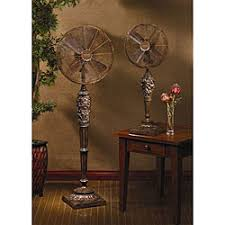 free standing room fans deco breeze cantalonia 16 inch floor standing fan for the home