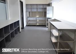 Britex Stainless by Benching U0026 Architectural