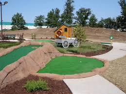 miniature golf course projects waterfalls of wisconsin inc a