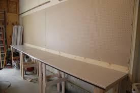 Garage Workbench Designs Diy Workbench For Our Garage Love My Diy Home
