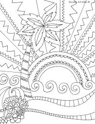 beach coloring pages new beach coloring page scene colouring sheet