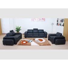 canapé et fauteuil en cuir canapé 3 places 2 places fauteuil murano cuir achat vente