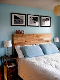 Wall Hung Headboard by Simple Wall Mounted Headboard Rustic And Natural Particularly