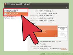 format as fat32 ubuntu how to format a hard drive using ubuntu with pictures wikihow