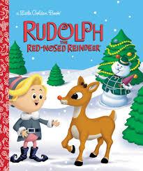 rudolph red nosed reindeer rick bunsen penguinrandomhouse