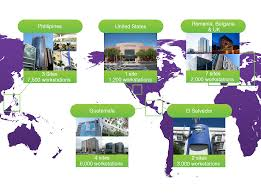 International Mall Map Contact Telus International Europe