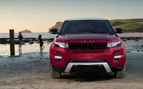 matte red range rover 38 range rover evoque wallpaper