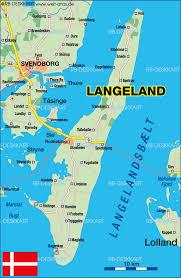 map of langeland denmark map in the atlas of the world world