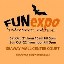 fun expo star wars halloween edition seaway mall