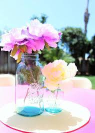 plain decoration flowers for baby shower fantastical simple