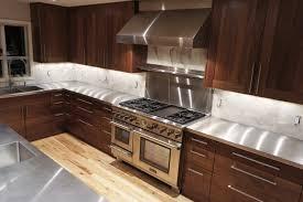 contemporary kitchen cabinets contemporary walnut kitchen cabinets walzcraft