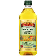 extra light virgin olive oil pompeian imported extra light tasting olive oil from publix instacart