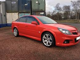 vauxhall vectra vxr 2006 vauxhall vectra vxr low miles fsh in cumbernauld glasgow