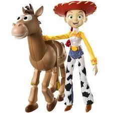 toy story 3 jessie bullseye toys zavvi usa