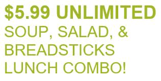 Olive Garden 5 99 For Unlimited Soup Salad - olive garden 5 99 unlimited soup salad breadsticks