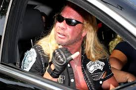 dog chapman dog the bounty hunter star and his wife seen leaving