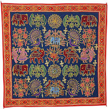 Designer Decorative Handmade Wall Hanging Completely Thread WORK - Indian wall hanging designs